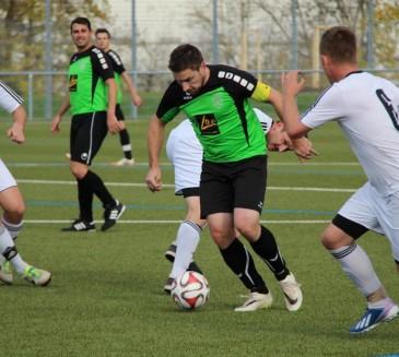 Der TSV Eningen II meldet sich zurück !