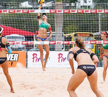 Einladung zum zweiten Beachvolleyball –Turnier
