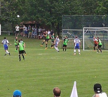 TSV 1 Vorbereitungsspiel gegen SV Zainingen