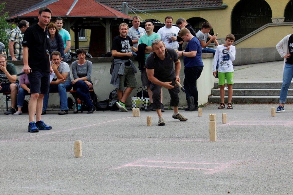 Kubb Turniersieg 2017
