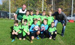 Staffeltag F-Jugend 21.10.2017 in Bleichstetten