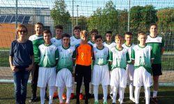 Neue Trikots für TSV Nachwuchskicker der C-Jugend